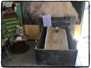 sepulture à la bastide